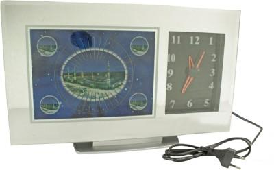 SJ Digital Wall Clock