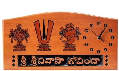 Ganesh Handicrafts Analog Wall Clock