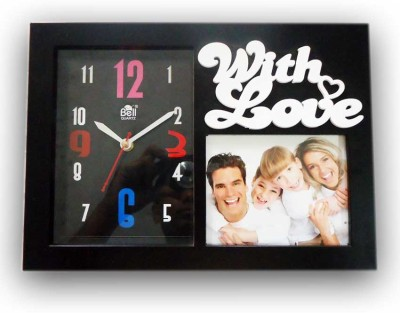 Bellator Analog Wall Clock