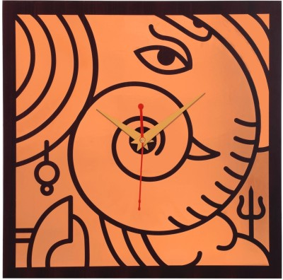 Mad(e) in India Analog Wall Clock