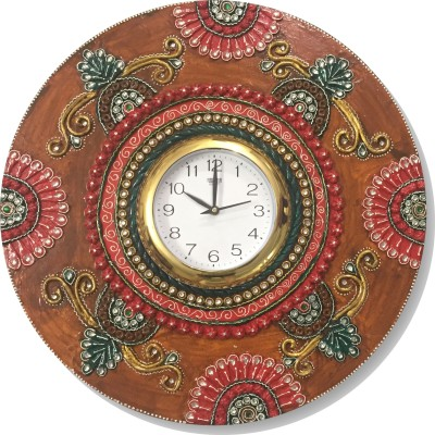 Shivie Analog Wall Clock