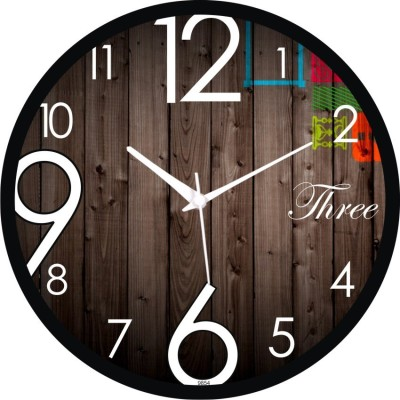 Regent Analog 28 cm Dia Wall Clock