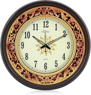 Fieesta Analog 47 cm Dia Wall Clock
