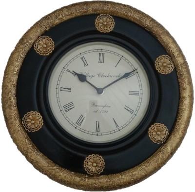 JaipurCrafts Analog 12 cm Dia Wall Clock