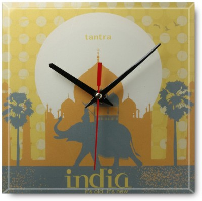 Tantra Analog Wall Clock