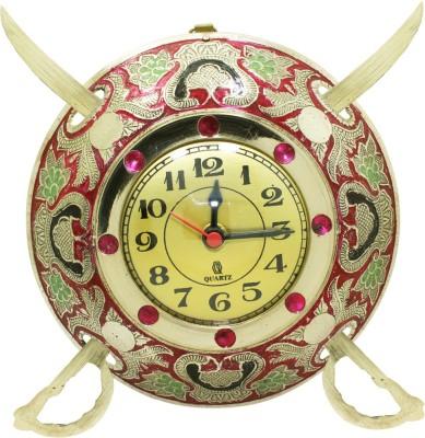 Bhavikaa Analog Wall Clock