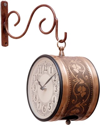 Vintage Clock Analog Wall Clock