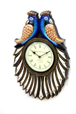 Aakashi Analog 15 cm Dia Wall Clock