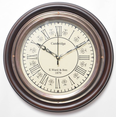 Roorkee Instruments (INDIA) Cambridge E.Ward & son Analog 30 cm Dia Wall Clock
