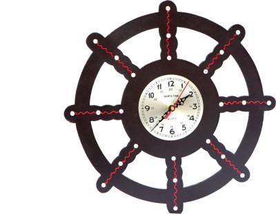 Shrikala Analog 30 cm Dia Wall Clock