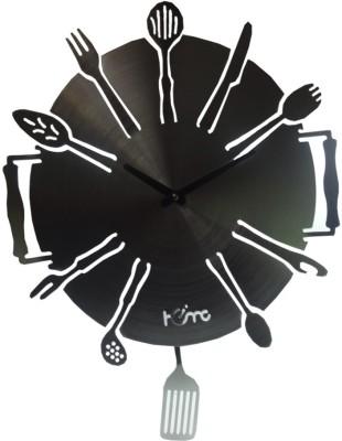 Artime Analog 17 cm Dia Wall Clock