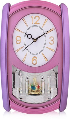 Fiesta Motion Rotational Pendulum Analog Wall Clock