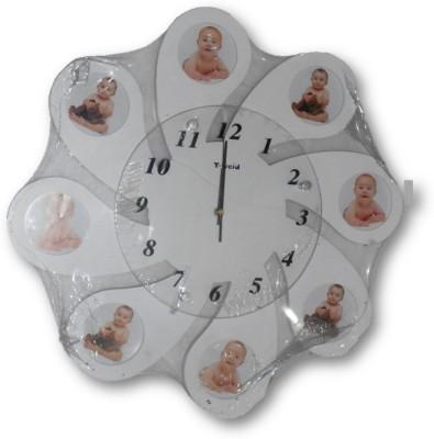 T-Weid Analog Wall Clock