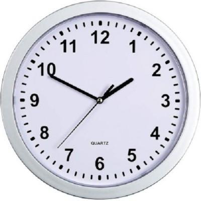 AGGADGETS Analog 25 cm Dia Wall Clock