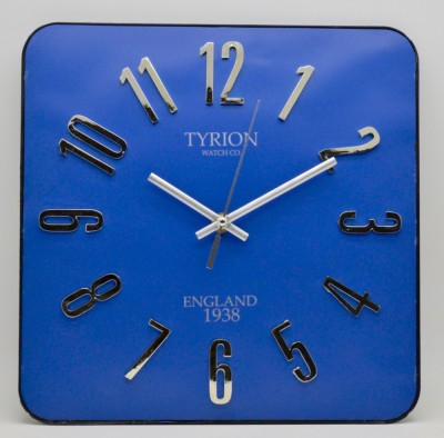 TYRION WATCH Co Analog Wall Clock