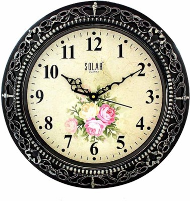 Fieesta Analog 35 cm Dia Wall Clock