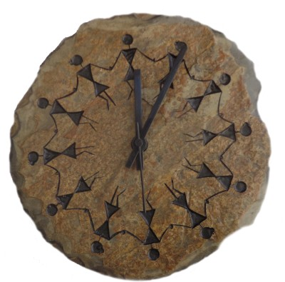 Niksang Arts Analog Wall Clock