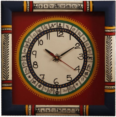 Unravel India Analog Wall Clock