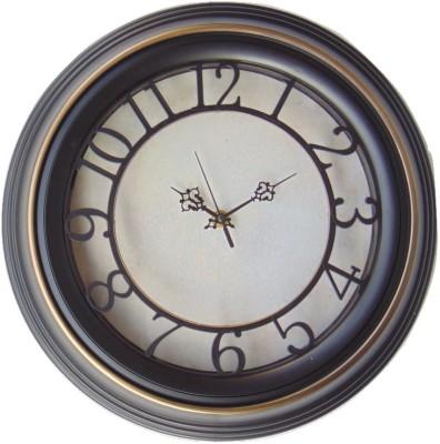 Arthut Analog 14 cm Dia Wall Clock