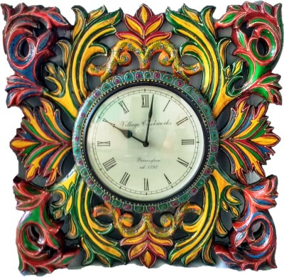 Sancheti Art Analog Wall Clock