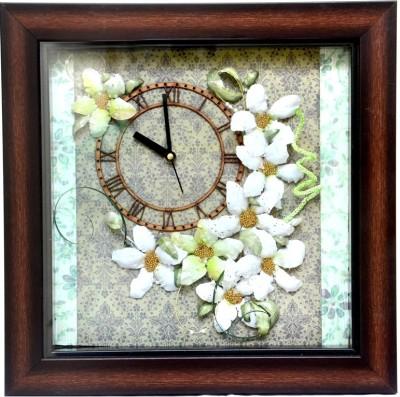 DIA Creation Analog Wall Clock