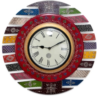 Collectible India Analog 45.0 cm Dia Wall Clock