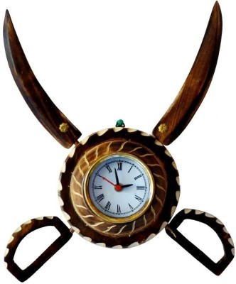 Desi Karigar Analog Wall Clock