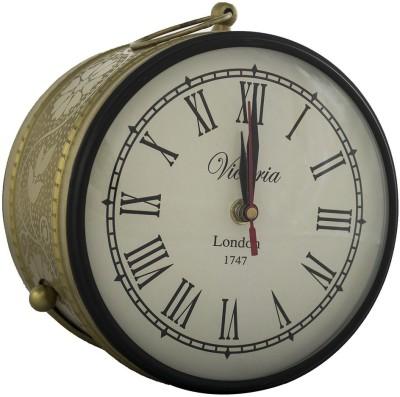 Sutra Décor Analog 20 cm Dia Wall Clock