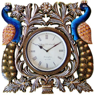Rajwadi_Kala Analog Wall Clock