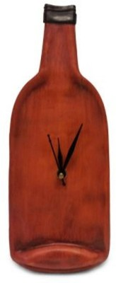 Earth Analog Wall Clock