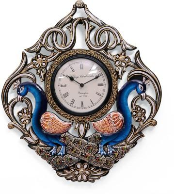 Collectible India Analog 43 cm Dia Wall Clock