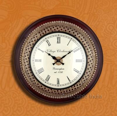 Collectible India Analog 45 cm Dia Wall Clock