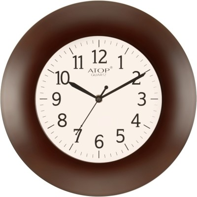 Atop Analog Wall Clock
