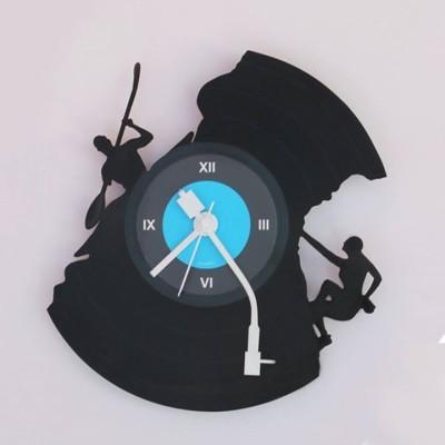 Fufuh Analog Wall Clock