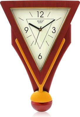 Fieesta Plaza Analog Wall Clock