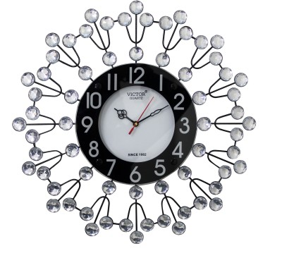 Victor Analog 49 cm Dia Wall Clock