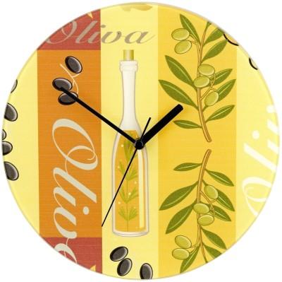 Wenko Analog 27 cm Dia Wall Clock