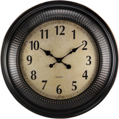 ANNI CREATIONS Analog Wall Clock