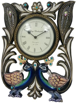 DivinityOLT Analog 41 cm Dia Wall Clock
