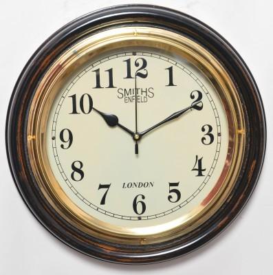 Smith Enfield Analog 30 cm Dia Wall Clock