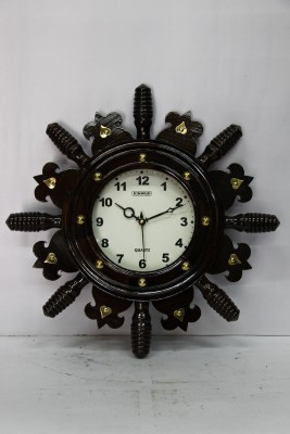 Balaji Handicrafts Analog Wall Clock