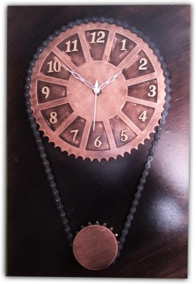 CS Crafts Analog Wall Clock