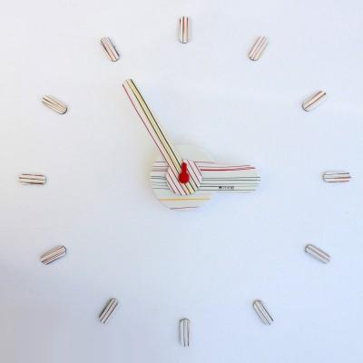 On Time Wall Clock Analog Wall Clock