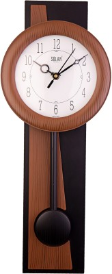 Sappho Solar Analog Wall Clock