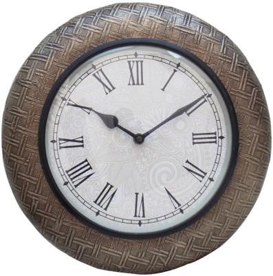 Indune Lifestyle Analog 12 cm Dia Wall Clock