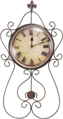 Goyal India Analog Wall Clock