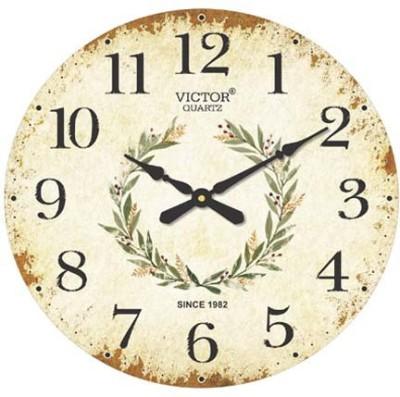 PV VICTOR Analog Wall Clock