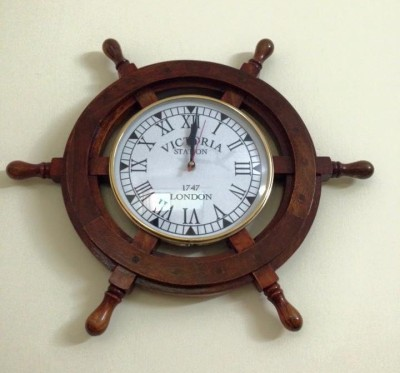 Shubha Enterprice Analog Wall Clock