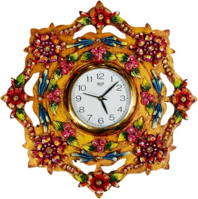 Shree shyam arts Word Wall Clock