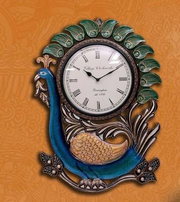 Collectible India Analog 42.5 cm Dia Wall Clock